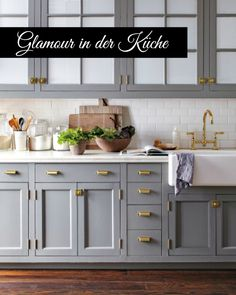 Interior Trends 2014 - glamourous kitchen