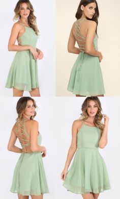 This dress is unbelievably cute! #HomecomingDress