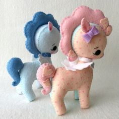My Sweet Pony pdf Pattern by Gingermelon on Etsy