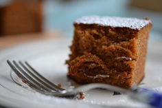 Gingerbread Cake - Gluten-Free on a Shoestring