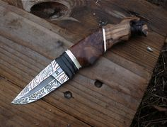 Work from 2001 | André Andersson Custom Knives - null