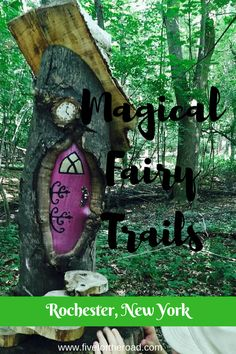 Magical Fairy Trails: A Hidden Gem in Rochester, New York - Five for the Road