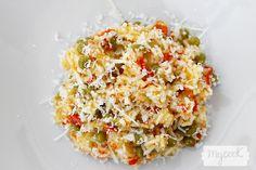En poco más de media hora tendrás listo un delicioso arroz a la milanesa con nuestra Mycook de Taurus. Receta ideal para niños, sencilla y muy cómoda.