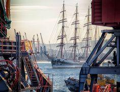 """Sedov"" Training Ship (c) A. Borisenko"