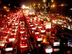 Jakarta has 13 million registered vehicles as of March 2013