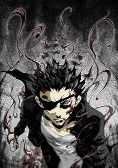 """Senji Kiyomasa - manga """"Deadman Wonderland"""""""