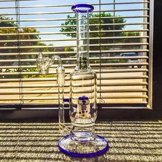 EMPIRE GLASSWORKS - R2-D2 THEMED HONEYCOMB DAB RIG This dope oil rig from @empireglassworks is now for sale on our online smoke shop!  420 SALE KINGS-PIPE.COM #KINGsPipe
