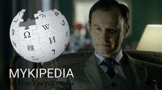 I remember when Sherlock told Mycroft he is Wikipedia...