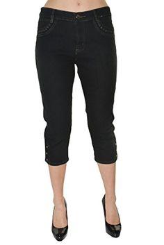 Barniewa Fleeced Lined Capri Jeans Smoothing Denim Stretch Slimming Figure Flattering Pants http://www.amazon.com/dp/B00X8VOXW4/ref=cm_sw_r_pi_dp_t6clxb11CC3S1 #fleece #capri #jeans #black #comfort #stretchy #cute #adorable #fierce #women #fashion #womensfashion #savvy #stylesavvy #styleforless #sale #clearance #discount