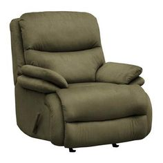 Shop Barcalounger Affinity II Evergreen Rocker Recliner with great price, The Classy Home Furniture has the best selection of to choose from Barcalounger, Sofas, Recliners, Evergreen, Home Furniture, Love Seat, Plush, Relax, Pillows