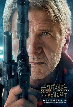 Poster promozionale Star Wars Il Risveglio Della Forza