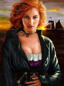 Grace O'Malley, famous Pirate Queen