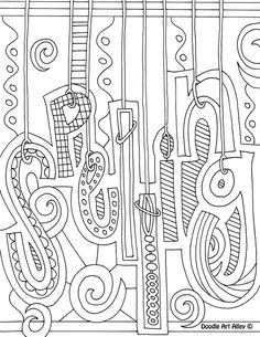 Science tools Coloring Pages Elegant Subject Cover Pages Coloring Pages Classroom Doodles Doodle Coloring, Colouring Pages, Coloring Pages For Kids, Coloring Sheets, Kids Coloring, Coloring Books, Binder Covers, Notebook Covers, Journal Covers