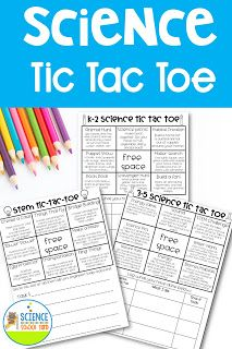 Head on over to The Science School Yard to grab your copy of the summer science and STEM tic tac toe boards as well as some great tips on surviving the end of the year virtually! Cool Science Experiments, Stem Science, Science Ideas, Science Lessons, Science Activities, Physical Science, Earth Science, 5th Grade Science, Middle School Science