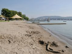 Strandbad Mythenquai in Zürich am Zürichsee