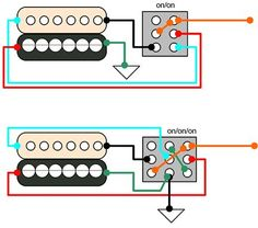 Modern Player Telecaster Wiring Diagram from i.pinimg.com