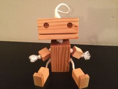 The Wooden Robot