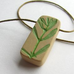 Your place to buy and sell all things handmade Winter Savory, Leaf Necklace, Sunglasses Case, Wax, Gallery, Handmade, Stuff To Buy, Jewelry, Style