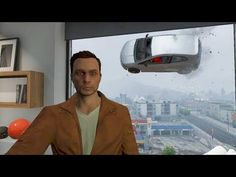Gta Funny, Funny Gags, Mini Ladd, Funny Baby Pictures, Youtube Gamer, Grand Theft Auto, Gta 5, Funny Moments, In This Moment