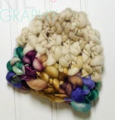 Treasure Island Handspun Merino Newborn Hat by BeautifulPhotoProps, $33.00
