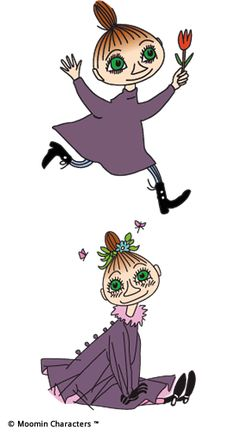 Mymble is Little My's sister and Snufkin's half sister. Their mother is also called Mymble, but being an amiable and helpful big sister, Mymble soon took Book Characters, Disney Characters, Fictional Characters, Moomin Tattoo, Moomin Valley, Tove Jansson, Simple Doodles, Little My, Art Inspo