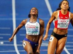 6 Dina Asher-Smith Running Tips To Improve Speed - Women's Health Dina Asher Smith, World Athletics, Running Tips, Trail Running, Soccer Workouts, Star Wars, Weight Lifting, Weight Training, Runners High