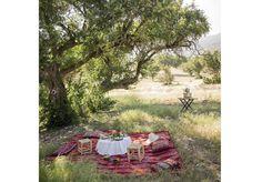 Pique-nique sur l'herbe - Maison des rêves : échappée belle dans le sud du Maroc - Elle