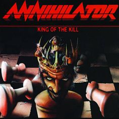 King Of The Kill, Annihilator | Shazam