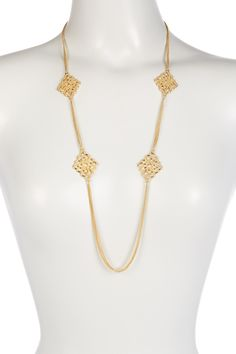 Carolee - Illusion Multi-Strand Necklace  is now 59% off. Free Shipping on orders over $100.