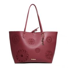Shopping bag Desigual New Alexa 67X51A1 - Scalia Group #desigual #borse #donna #handbags #color #winder #fallwinter #women