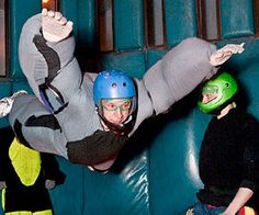 Take the family to Vegas for indoor Skydiving