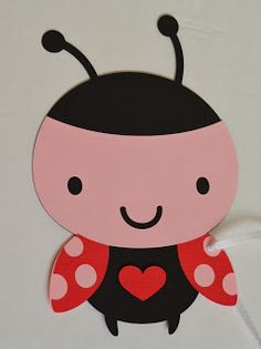 Ladybug birthday baby shower banner