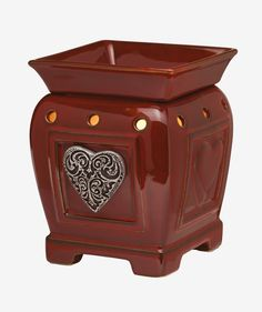 HEARTFELT Premium Warmer ~ ORDER ONLINE ~ SHIPS DIRECT https://spollreisz.scentsy.us