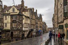 Netherbow - Royal Mile Edinburgh