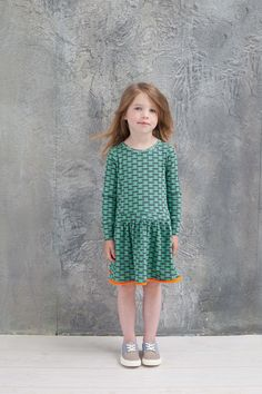 mini dress dragonfly green nosweet