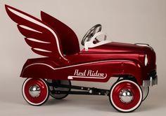 Custom Pedal Car.