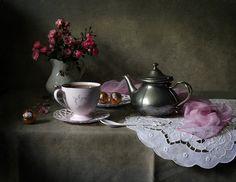 #still #life #photography • photo: ~ Чашка чая ~ | photographer: Елена Татульян | WWW.PHOTODOM.COM