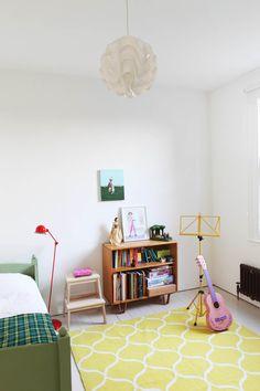Children's bedroom Jimi House.  Alexander James ©