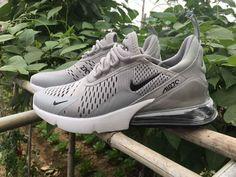 best sneakers fb437 7bf86 achat Nike Air Max 270 Light Grey White blanc Black Noir Youth Big Boys  Shoes Buy