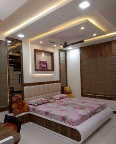 House Ceiling Design, Ceiling Design Living Room, Bedroom False Ceiling Design, Luxury Bedroom Design, Interior Ceiling Design, Home Ceiling, Room Design Bedroom, Bedroom Furniture Design, False Ceiling Living Room