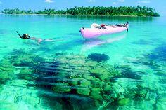 Kayak/snorkel Belize- this is getting me so excited!