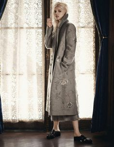 Ola Rudnicka   Vogue China November