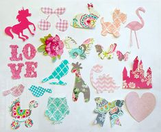 20 Baby Girl iron-on appliques, baby girl shower, onesie decorating kit, baby gi. Baby Shower Cakes For Boys, Baby Shower Cookies, Baby Shower Gifts, Disney Party Foods, Onesie Decorating, Baby Kit, Baby Shower Activities, Iron On Applique, Girl Shower
