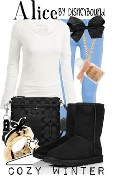 """Alice"" by lalakay ❤ liked on Polyvore"