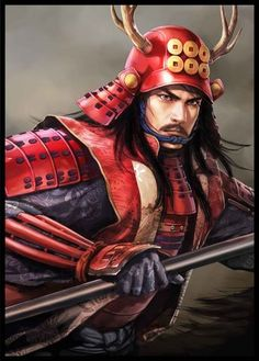 "Sanada Yukimura (真田 幸村?, 1567 – June 3, 1615), actual name: Sanada Nobushige (真田 信繁?), was a Japanese samurai warrior of the Sengoku period. He was especially known as the leading general on the defending side of the Siege of Osaka.  Yukimura was called ""A Hero who may appear once in a hundred years"", ""Crimson Demon of War"" and ""The Last Sengoku Hero."" The famed veteran of the invasion of Korea, Shimazu Tadatsune, called him the ""Number one warrior in Japan"""