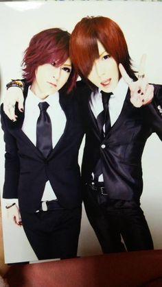 Kei and Yo-ka (DIAURA)