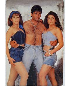"#RaveenaTandon #BollywoodFlashback #postcard #90s #muvyz122317…"""