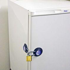 Refrigerator Lock | Refrigerator Door Lock | Fridge Lock