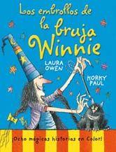 ¡La bruja Winnie es un accidente a punto de ocurrir!únete a ella, si te atreces, y a Wilbur, su gato sufridor, en ocho emocionantes aventuras. Ya sea anotando goles, vendiendo calzones, atrapando muerciélagos o comiendo bocadillos de amígdalas de pavo, la risa está garantizada en estos espléndidos cuentos, cada uno repleto de dibujos de Korky Paul.