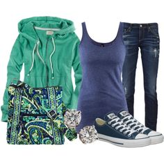 """Rhythm & Blues"" by qtpiekelso on Polyvore"
